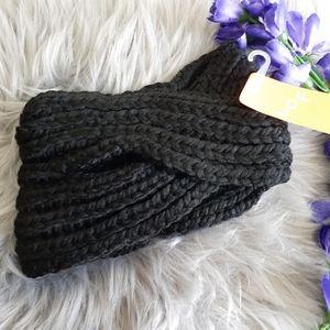 LOF Winter Cable Knit Headband